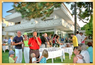 SunSet Party Agenzia Lignano