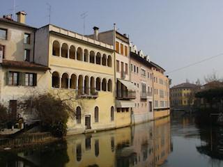 Edifici di Sacile in centro<br/>